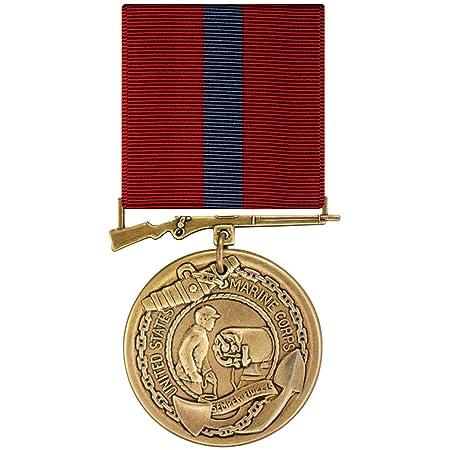 Bandschnalle Bandspange USA Selected Marine Corps Reserve Medal Ribbon Bar