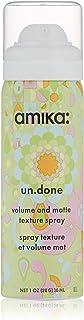 amika Un.done Volume & Texture Spray, 1 oz