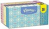 Kleenex Trio Collection Box - Caja de 210 pañuelos de papel