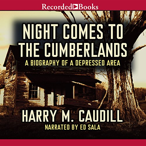 Night Comes to the Cumberlands audiobook cover art
