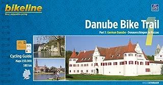 Danube Bike Trail: German Danube from Donaueschingen to Passau Vol 1 (English and German Edition)