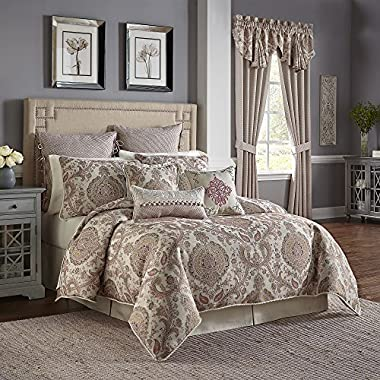 Croscill Giulietta King Comforter Set, 4 Piece