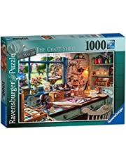 Ravensburger My Haven No 1. The Craft Puzzel, speelset, 1000 items