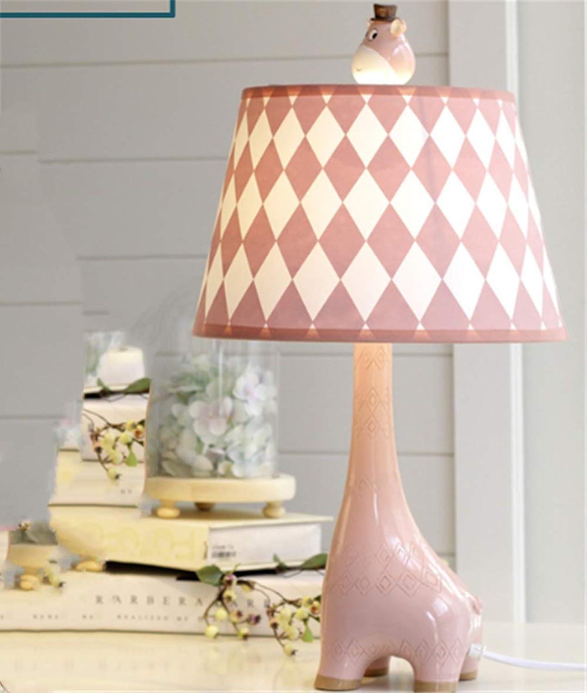 Leselampe Led-Schlafzimmer-Nachttischlampenleseleselesetischlampenkarikatur Kreatives Einfaches Modernes Warmes Licht