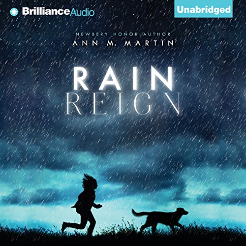 Rain Reign audiobook cover art