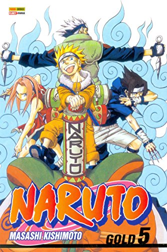 Naruto Gold - Volume 5