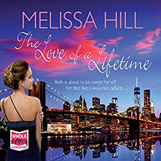 The Love of a Lifetime                   By:                                                                                                                                 Melissa Hill                               Narrated by:                                                                                                                                 Karen Cass                      Length: 9 hrs and 18 mins     7 ratings     Overall 3.7