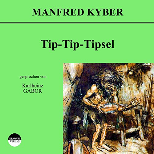 Tip-Tip-Tipsel audiobook cover art