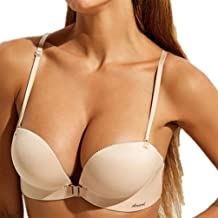 Super explosion Wire Free Front Close Bras Push Up Bra for Women