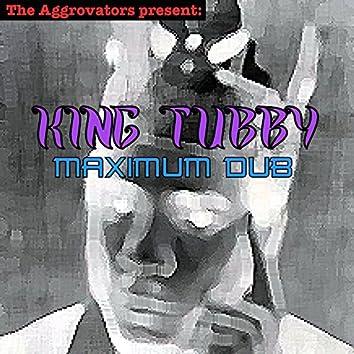 King Tubby - Maximum Dub