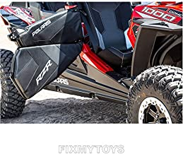 POLARIS RZR XP 1000 900 4 SEATER REAR LOWER DOOR LINERS 2880704