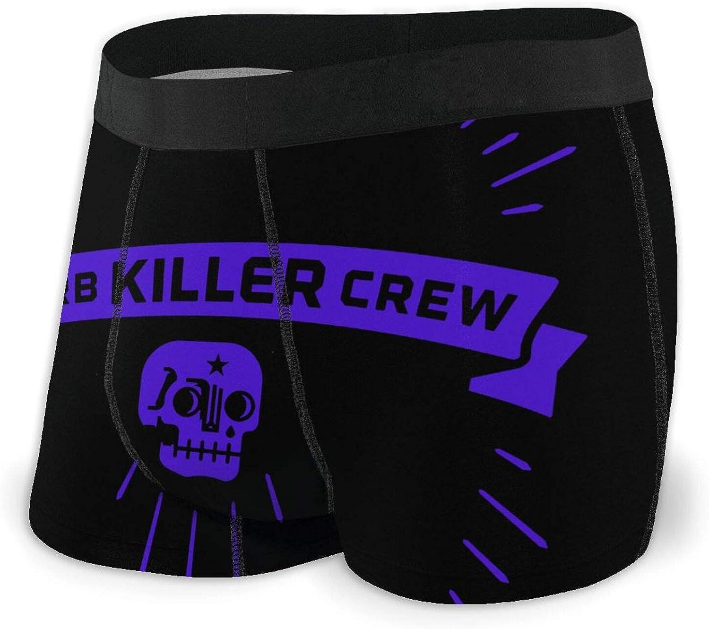 Now on Sale price sale TZT Curb Killer Crew Men's Briefs Boxer Breathable U Comfortable