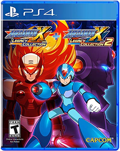 Megaman X Legacy Collection 1 + 2 (US-Import) Playstation 4