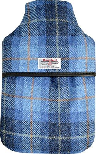 Vagabond Bags Harris Tweed Check Wärmflasche, 2 Liter