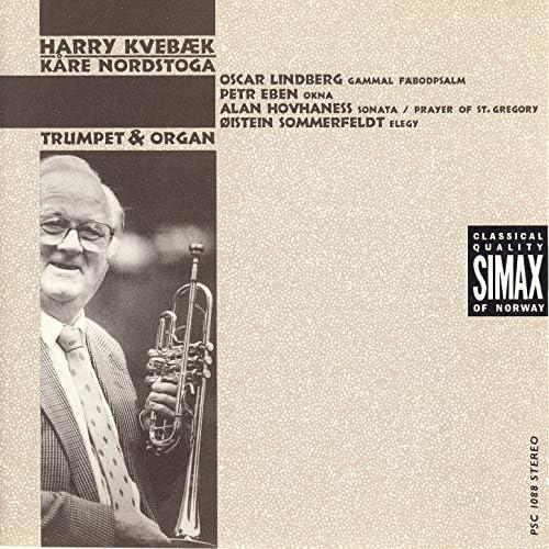 Harry Kvebæk & Kåre Nordstoga