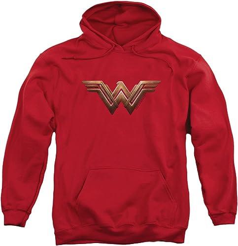 Wonder femme - Movie - Sweat à Capuche avec Logo pour Hommes
