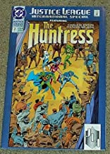 Justice League International Special No. 2 Featuring The Huntress (Burning Bridges)