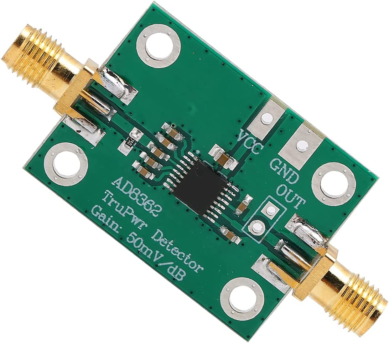 SALUTUY Logarithmic Detector Max 82% OFF Module Easy Portable 35% OFF Use RF to Log