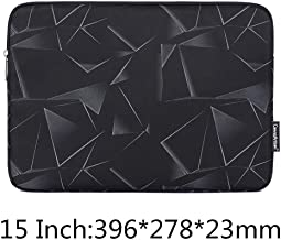 elecfan Laptop Sleeve Compatible with 15-15 6 inch MacBook Pro MacBook Air Notebook Computer Carrying Case Bag Cover 15 Inch Compatible with All 15-15 6 Inch Laptop – 05 Estimated Price : £ 21,99
