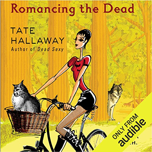 Romancing the Dead audiobook cover art