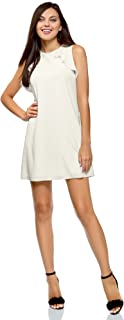 Best white straight dress styles Reviews