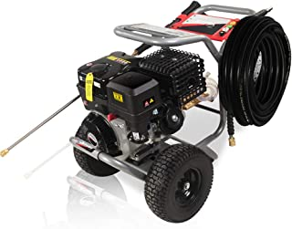 Jet-USA TX870 Gen IV Commercial Trade Petrol-Powered High Pressure Cleaner Washer