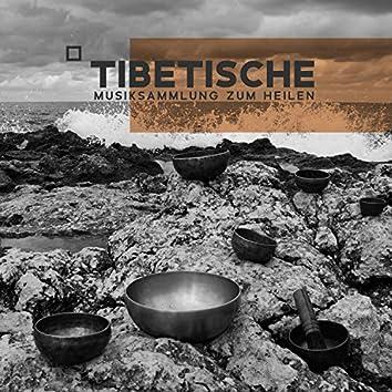 Tibetische Musiksammlung zum Heilen: Tibetische Glocken und Schalen für tiefe Meditation, Selbstheilung, Veränderung der Wahrnehmung