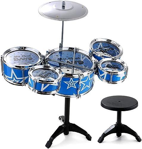 Kindertrommel Schlagzeug Spielzeugtrommel Trommeltrommel Kindertrommelset Kindergarten Student Drum Kinderspielzeug Geeignet Für 3 Jahre Alt, Schlagzeug