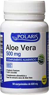 Polaris Aloe Vera 500Mg. 50Comp. 100 ml
