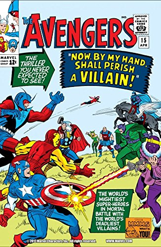 Avengers (1963-1996) #15 (English Edition)
