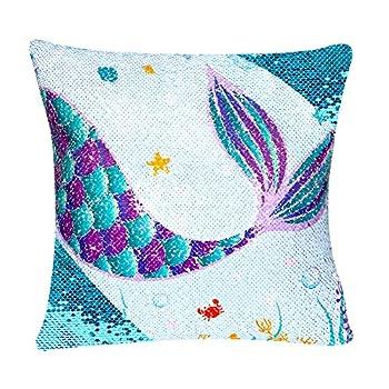 Best mermaid pillow Reviews