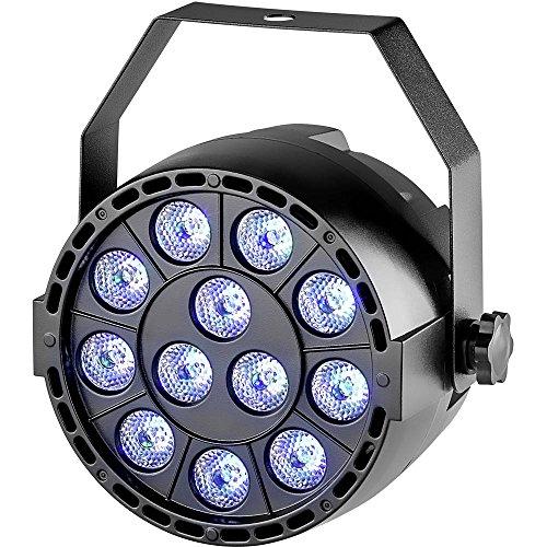 LED-PAR-Scheinwerfer Renkforce LV-PT12 1518600 Leistung: 20 W Multi-Color