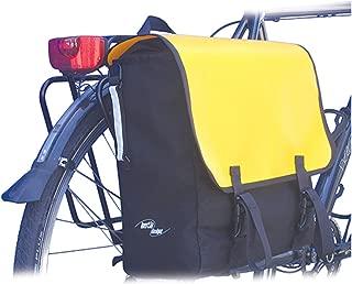 Inertia Monsoon Satchel Bicycle Pannier Bag - Single Side