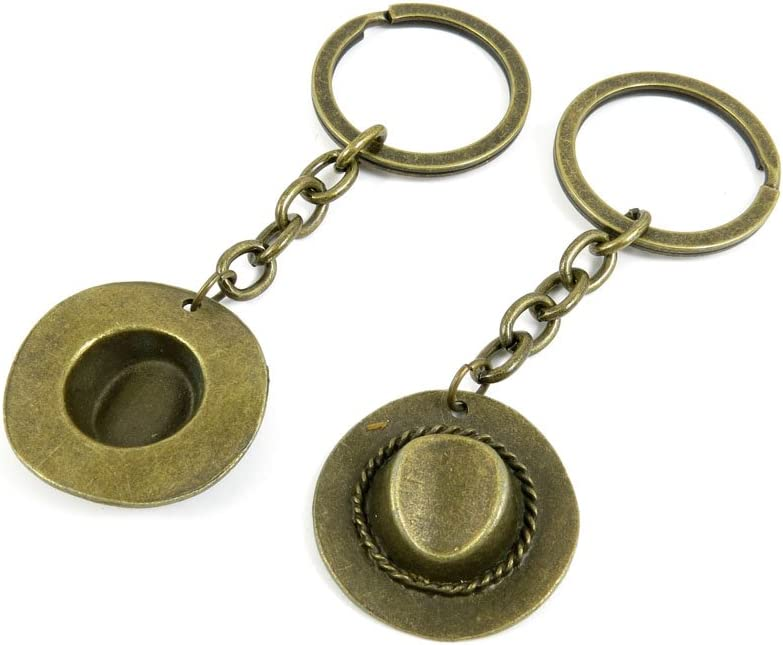 30 PCS shipfree Keyrings Cash special price Keychains Key Ring Findings Chains Tags Jewelry