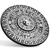 Cool Zodiac Fidget Spinner Toys, Tai Chi Finger Hand Spinner Gifts for Kids Adults, Sensory Fingertip Gyro Toys Spinning for Anti Anxiety ADHD Stress Relief, Desk Toys for School Home Office