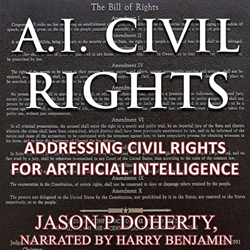 AI Civil Rights audiobook cover art