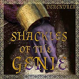 Shackles of the Genie audiobook cover art