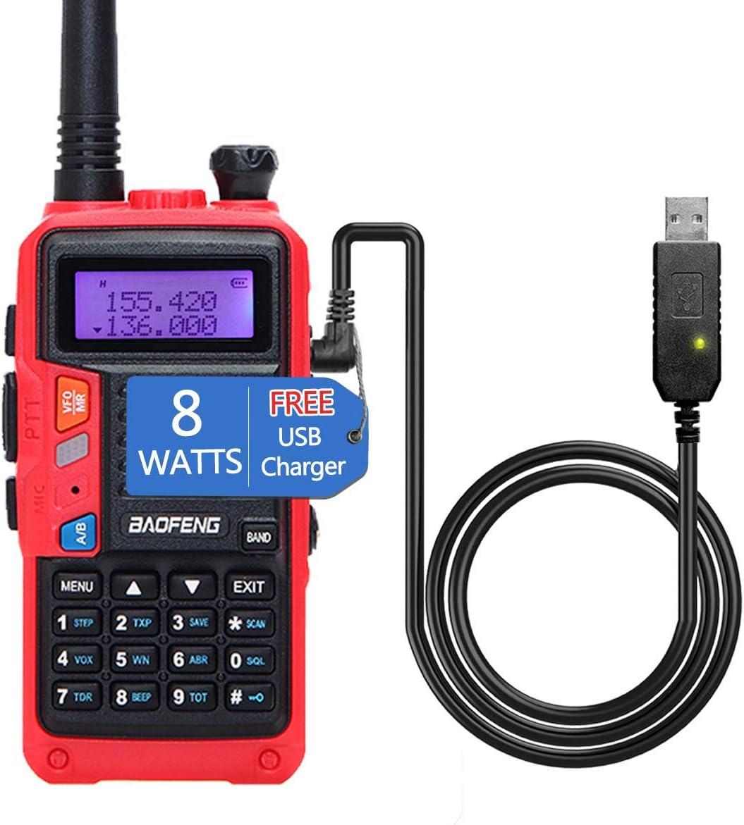 Popular brand AiritonBAOFENG UV-S9 Plus Max 43% OFF 8W 4W Ham Radio 1W Handheld Portable