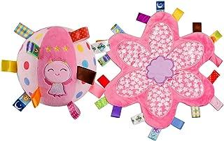 Sternenhimmel Inchant Personalized Lovely Baby Taggies Decke Neugeborenes Tr/öster mit gen/ähte Silk-Tags