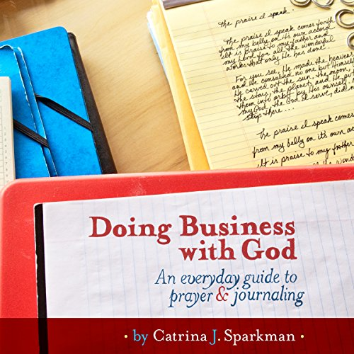 Doing Business with God audiobook cover art