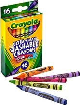 Crayola Ultra-Clean Washable Crayons (526916)