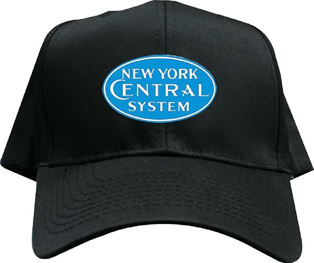 New York Central Blue Hat Logo hat29b Embroidered 40% OFF Cheap Sale Sales of SALE items from new works