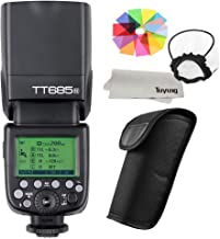 Godox TT685/N TT685N Speedlite High-Speed Sync External TTL for Nikon Flash D80 D90 D7100 D5100 D5200 D3100 D3200