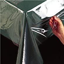Benson Mills Clear Plastic Tablecloth Protector, 54-Inch by 70-Inch Oblong