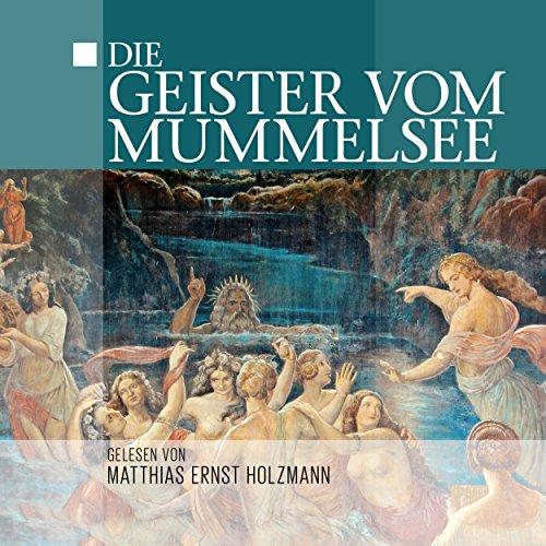 Die Geister vom Mummelsee audiobook cover art