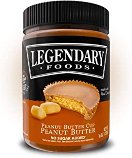 legendary foods peanut butter cup
