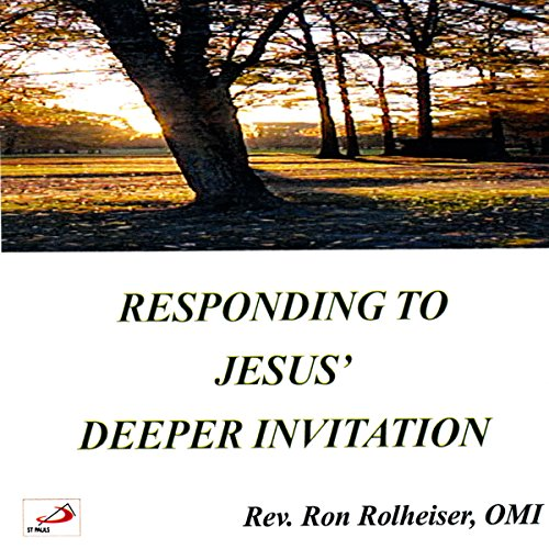 Responding to Jesus' Deeper Invitation cover art