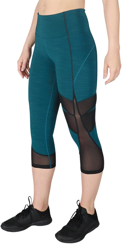 IntelliSkin Phoenix Capri  Ultimate Yoga and Workout Leggings for Women