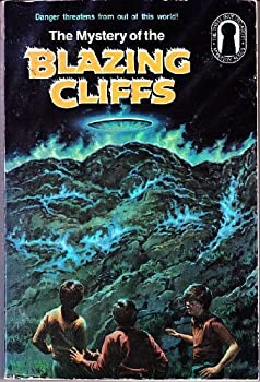 The Mystery of the Blazing Cliffs - Book #32 of the Alfred Hitchcock and The Three Investigators