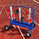 BSN Sports Starting Block Cart
